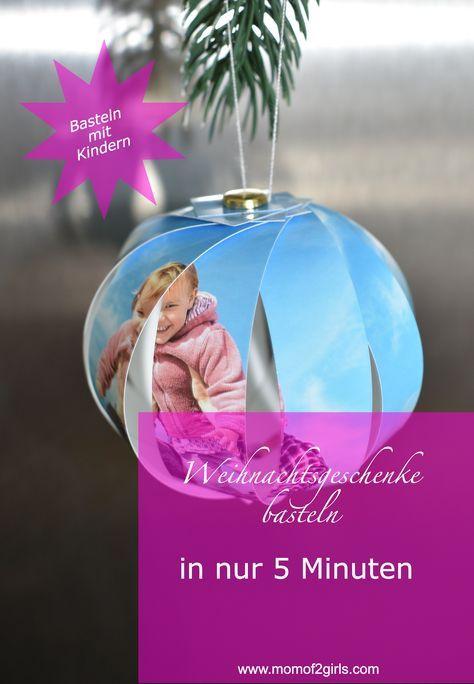 DIY Weihnachtsgeschenke selber basteln | mom of 2 girls #geschenkebastelnmitkindernweihnachten