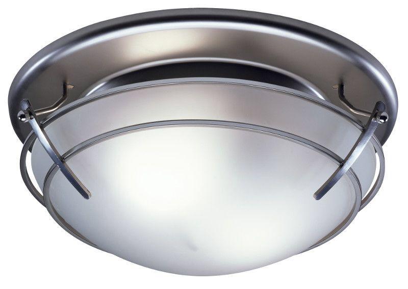 80 CFM Bathroom Fan with Light