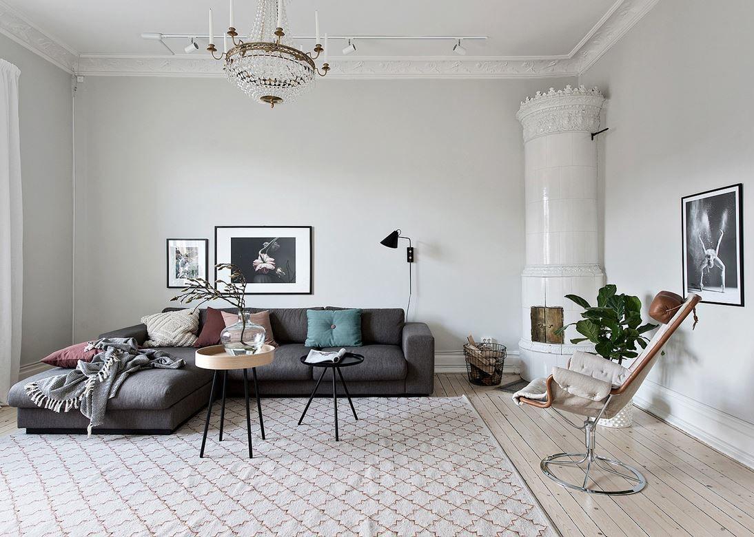 7 inredningstrender på Hemnet just nu | Interiors, Scandinavian ...
