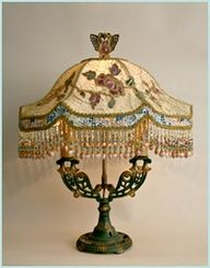 Chinese ANtique Lamp