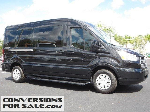 2015 Ford Transit 250 Conversion Van By Sherrod Vans Ford Transit Van Conversion Vans