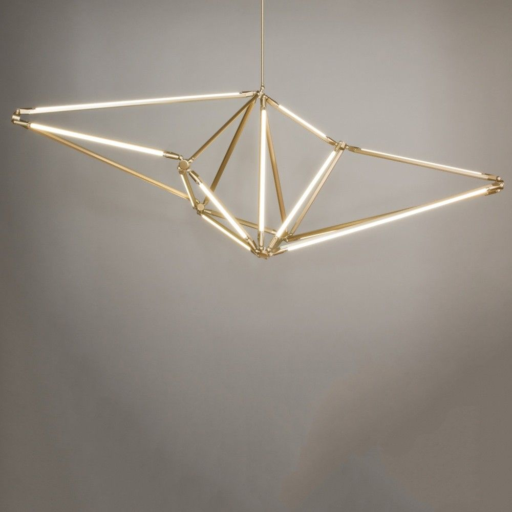 SHY 01 Bec Brittain The SHY Light (taking its name from the initials of Bec's grandmother) uses the spare beauty of thin LED tubes to define...