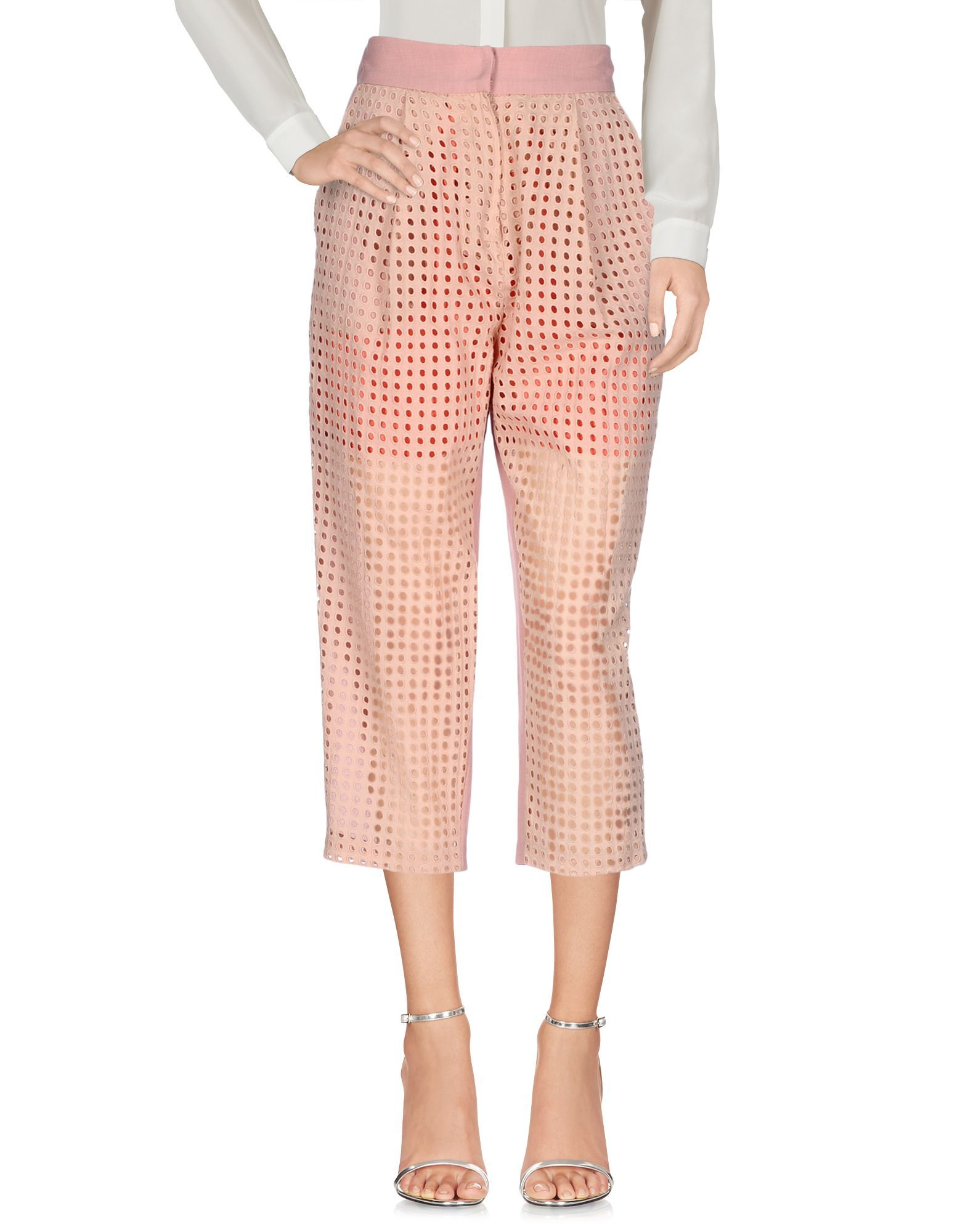 TROUSERS - 3/4-length trousers Bonsui