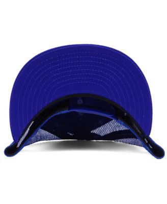 low priced 050cb 57d85 ... detroit tigers franchise cap 338d0 4aa9b  sale new era new york mets color  metal mesh back 9fifty cap blue adjustable 495a8 f673a