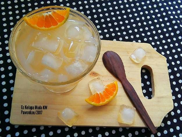 Pin Di Coconut Ice Drink