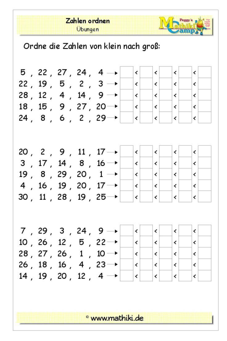 Mathe Klasse 2 Online