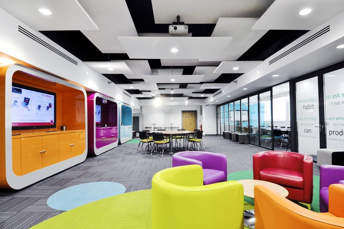Госпиталь Ольстер, Ирландия ↑ ceiling_UP ↑ Loft, Design и Deckengestaltung