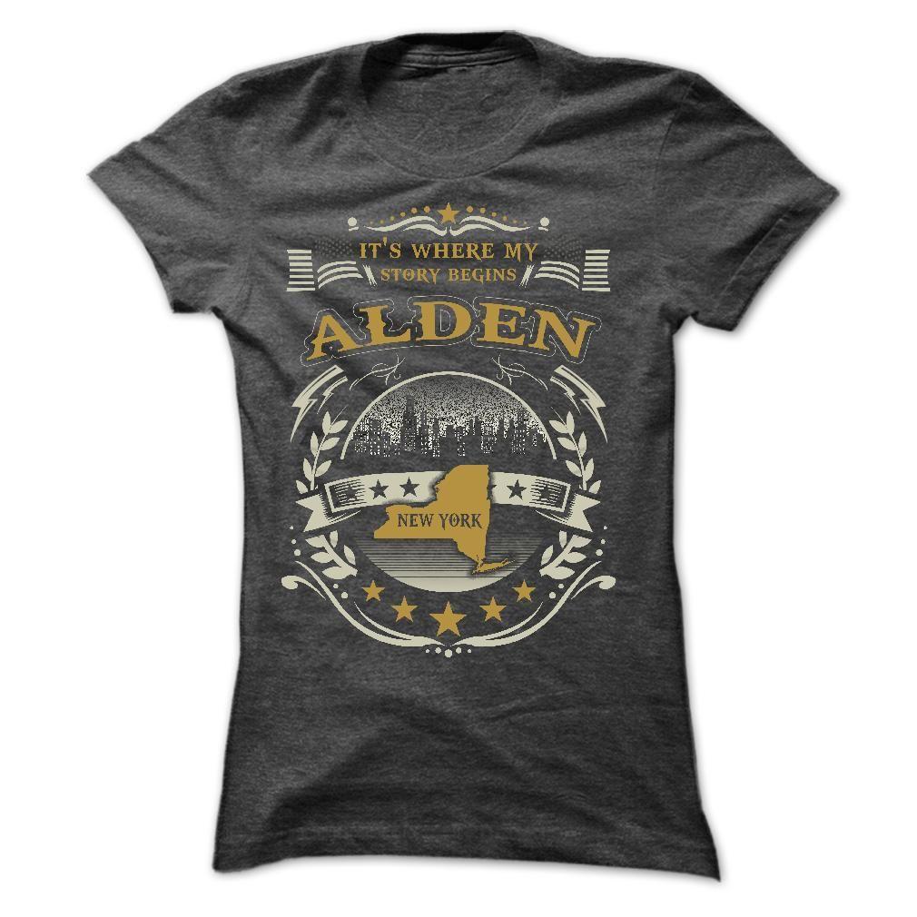 Love Alden - New York 1004