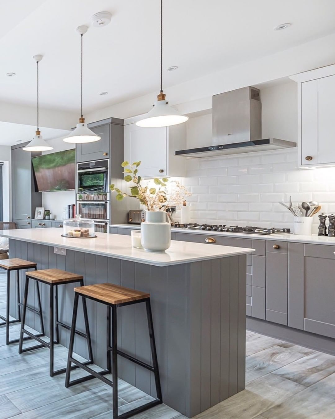"""Wren Kitchens on Instagram """"Create a space that is bright and ..."""