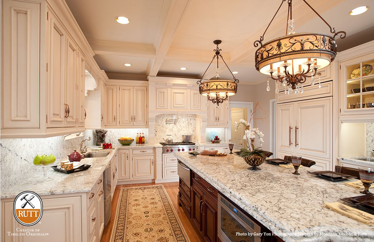 Rutt HandCrafted Cabinetry » Loire Valley In Steel City