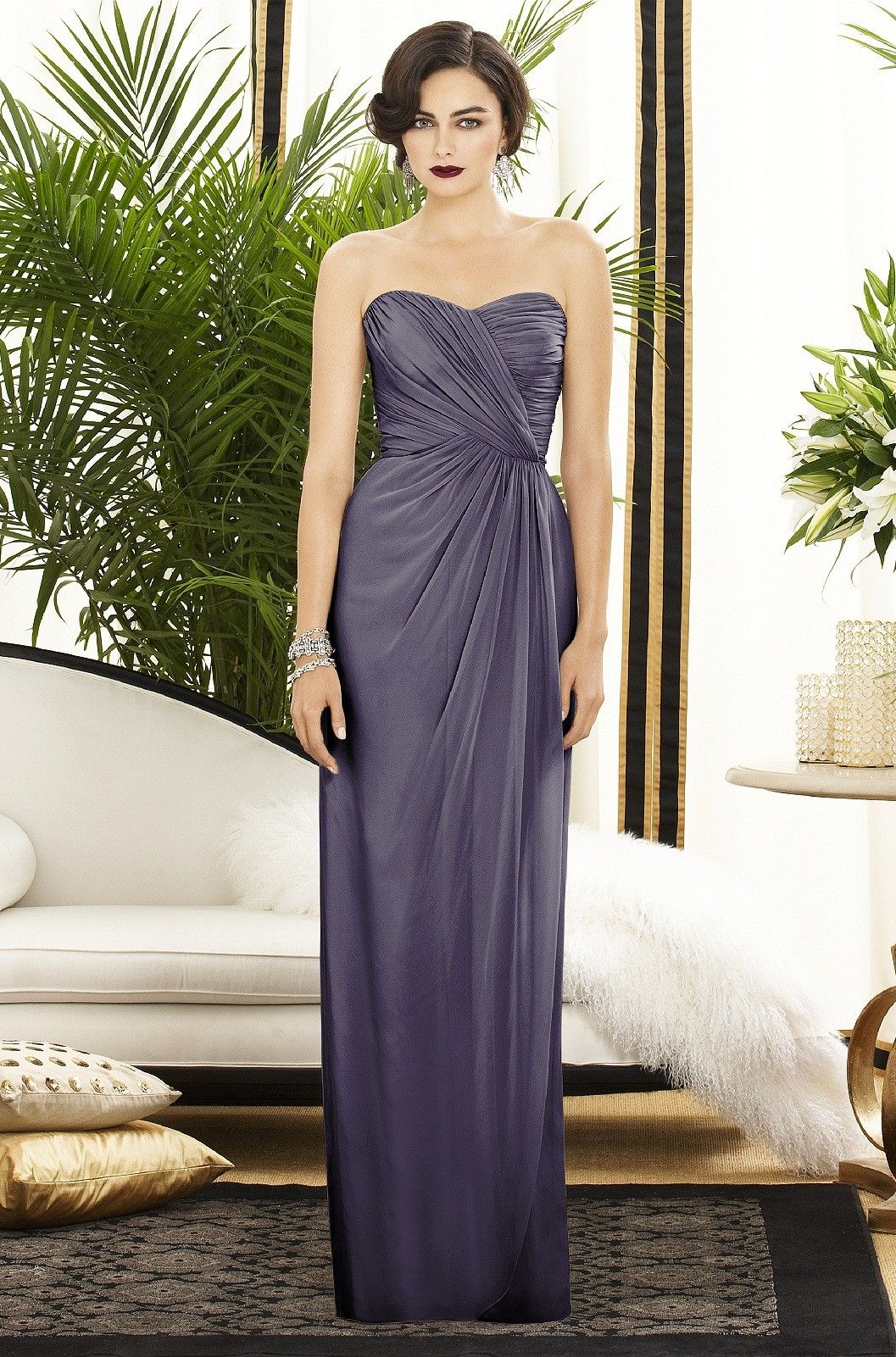 The dresses my girls will be in! Dessy 2882 Bridesmaid Dress in ...