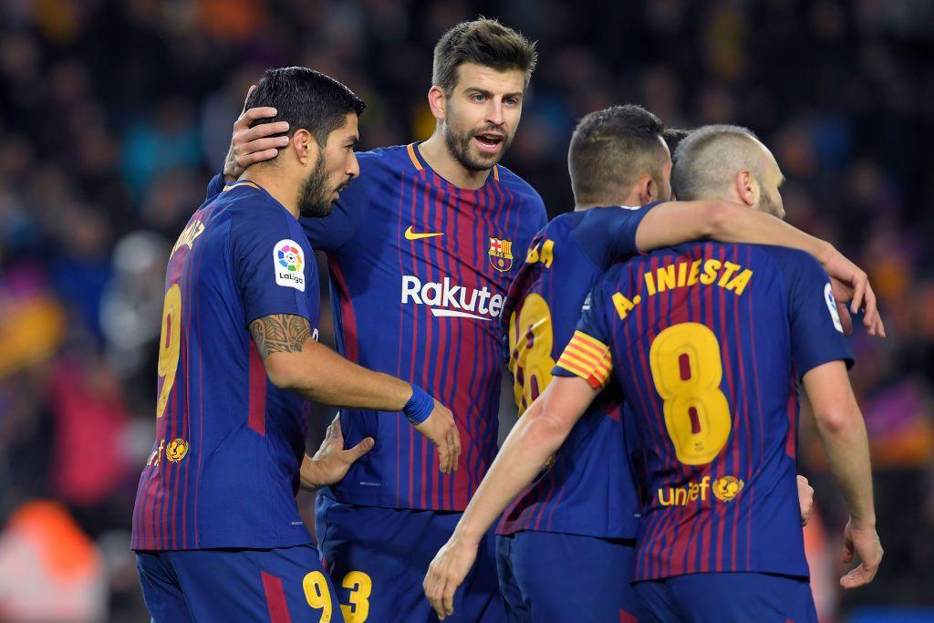 تشكيلة برشلونة 2020 اليوم