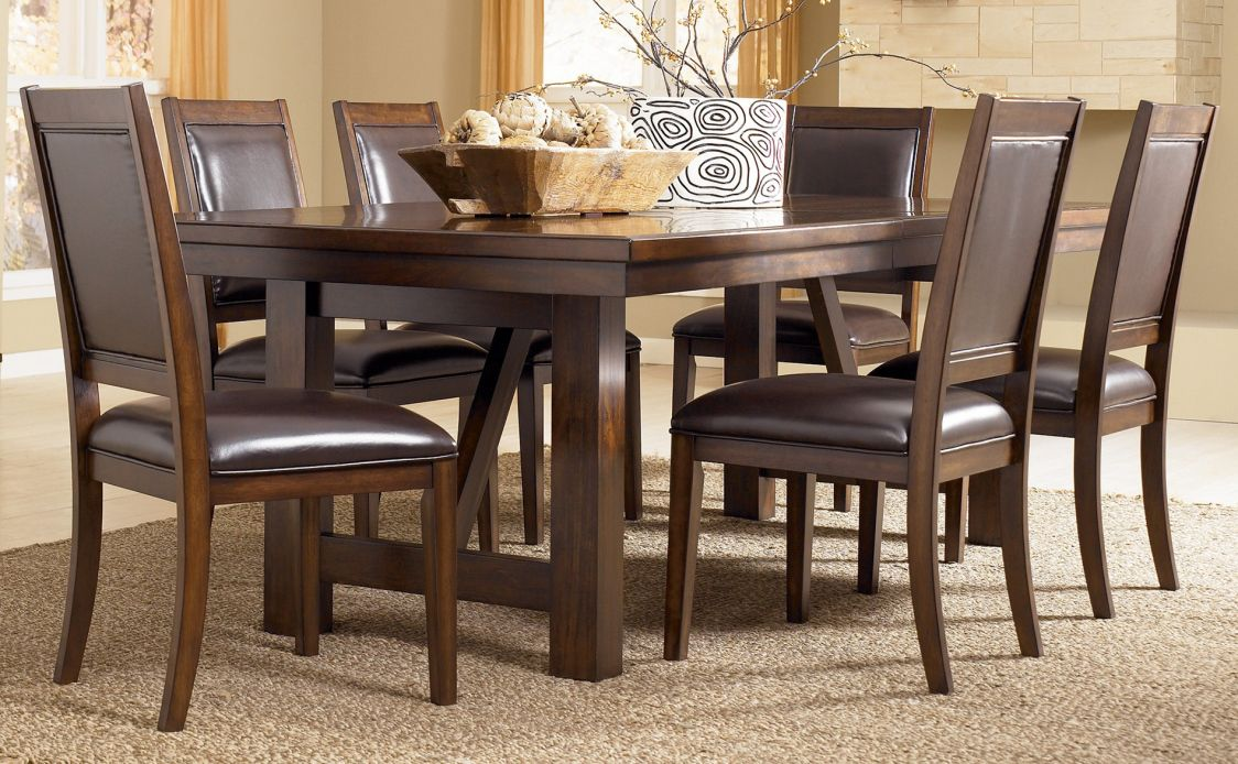 Dining Room Table Ashley Furniture  Best Quality Furniture Check Beauteous Quality Dining Room Tables Design Ideas
