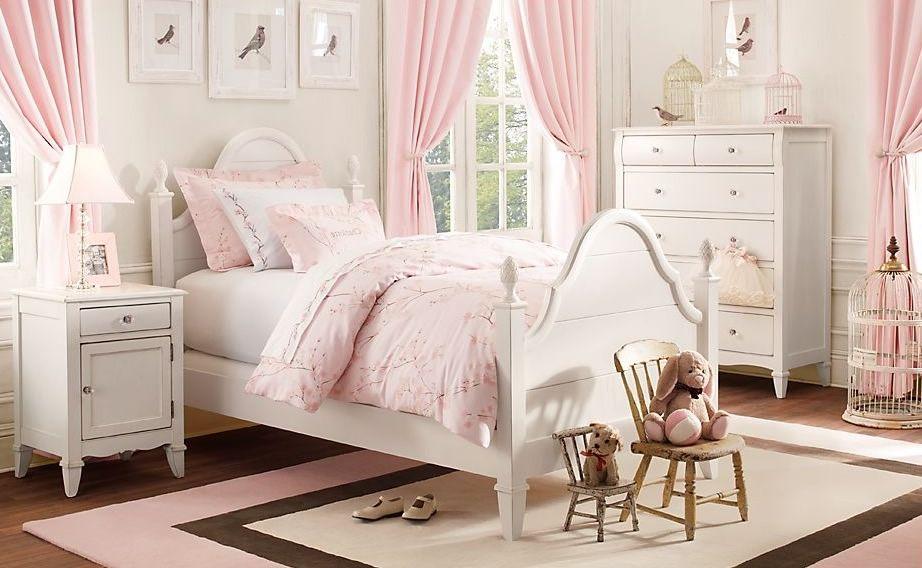 mädchenzimmer in rosa und weiß | 》kids~room《 | pinterest - Rosa Deko Wohnzimmer