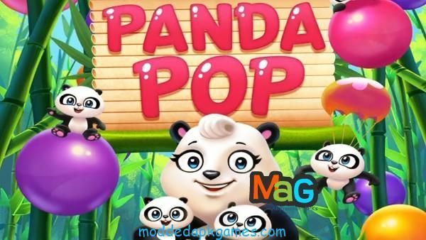 Panda Pop Mod APK 5 2 100 Unlimited Coins Free Download