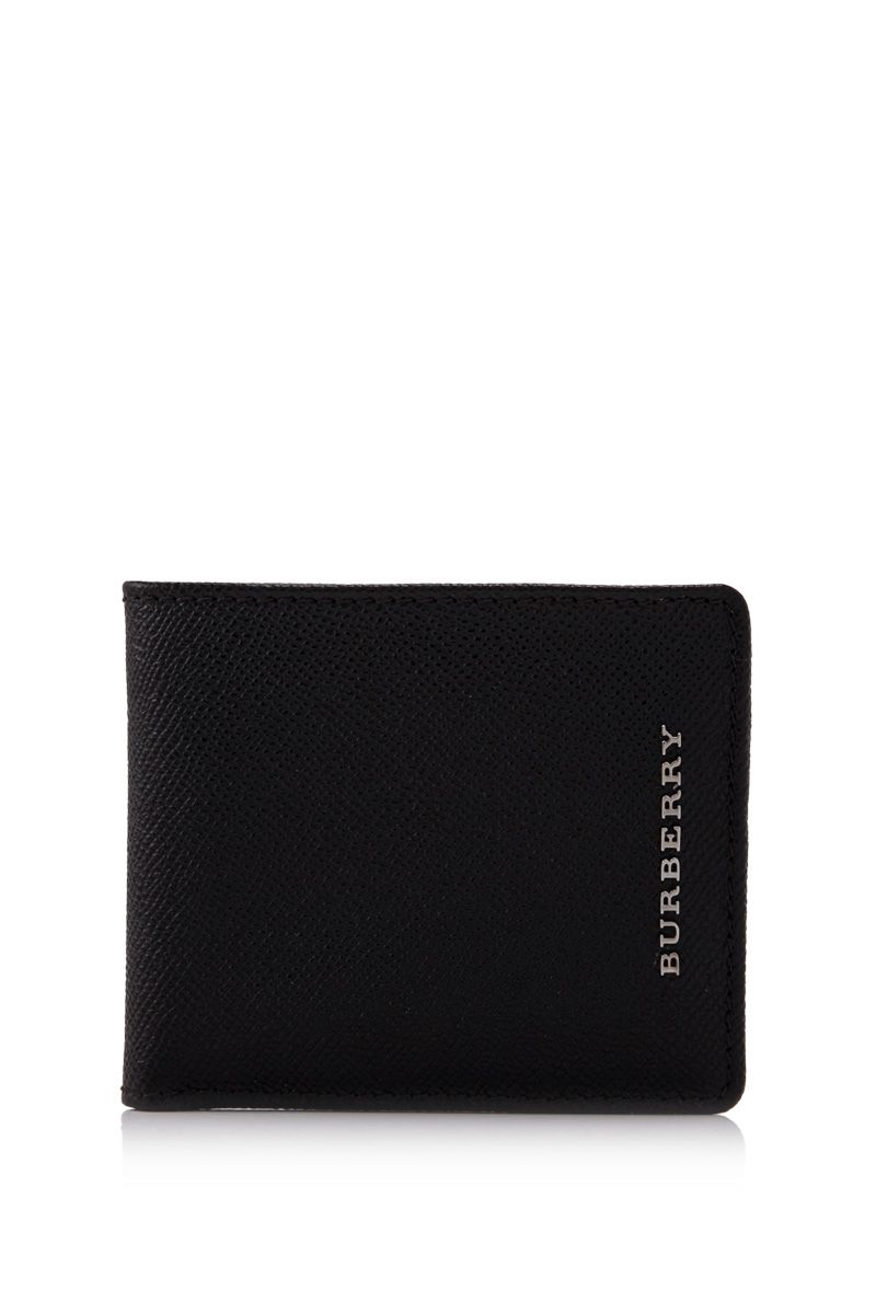 Burberry Burberry London Leather 8 Credit Card Billfold Wallet Myr