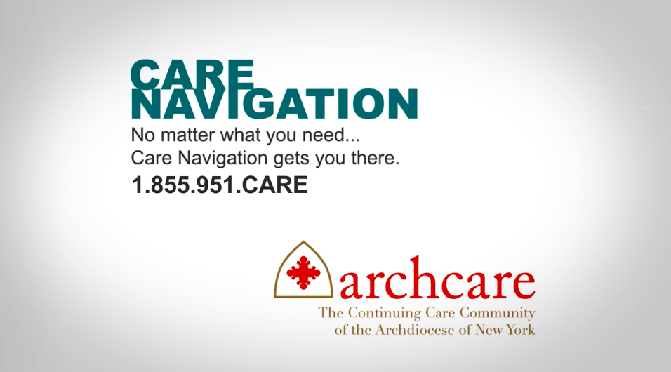 ARCHCARE CARE NAVIGATION CENTER HELPING YOU ACCESS SOCIAL