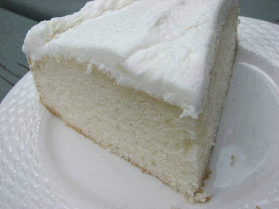 White Almond Wedding Cake Healthy To Fit