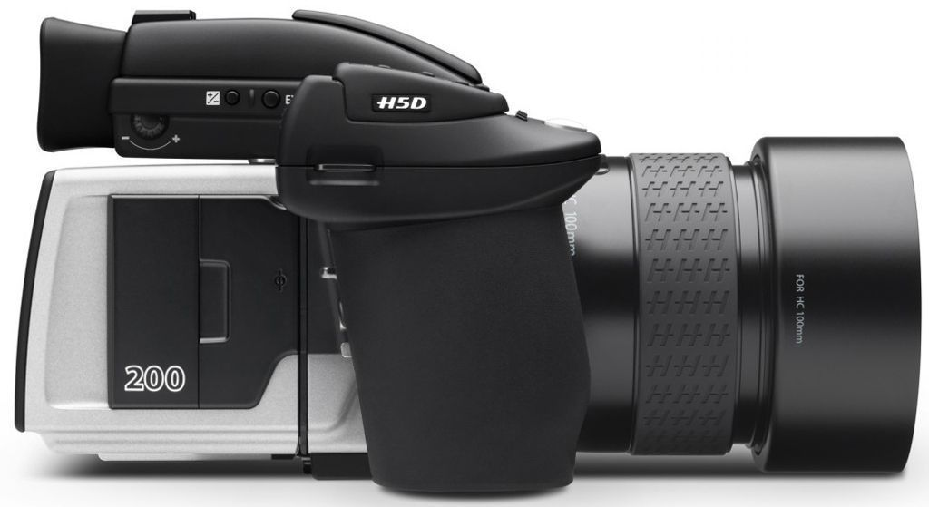 Details about 200MP! Hasselblad H4D-200ms with HC 150mm lens