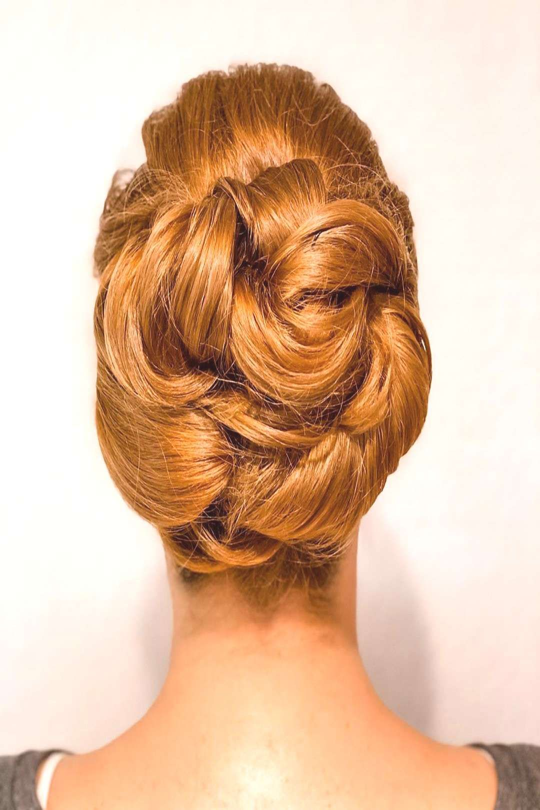 Wedding Wednesday I love playing and making an idea come to lifeYou can find Wedding updo and more on our we