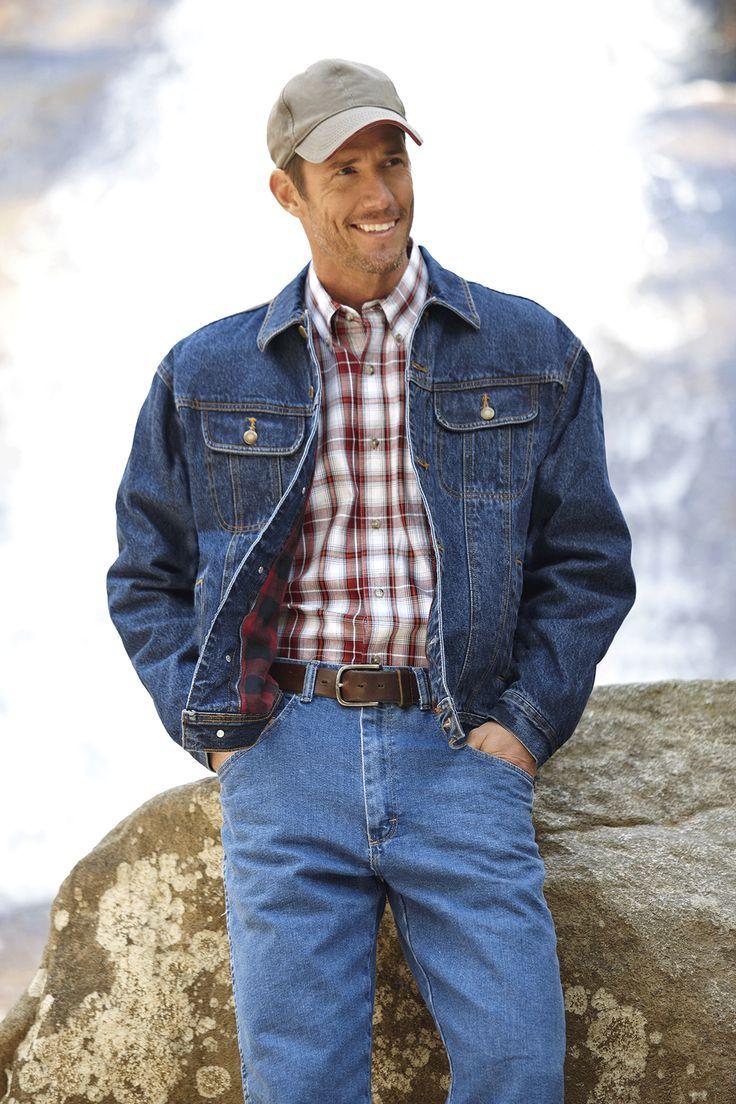 Pin By Reddirt Road On What We Wear Vintage Clothing Men Denim Jacket Men Mens Fashion Rugged