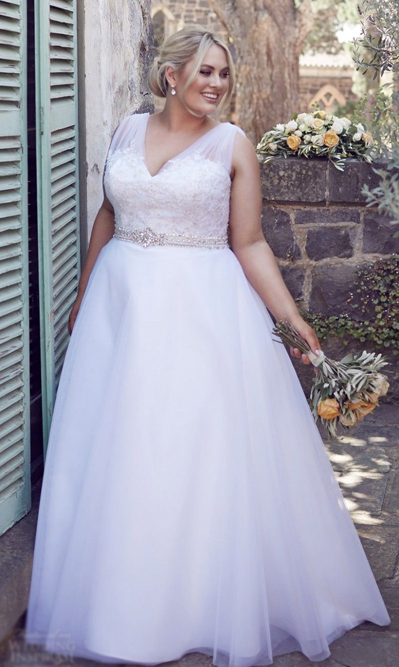 a3db2b401 Vestido de Noiva Plus Size | Vestidos de Noiva | Vestido de noiva ...