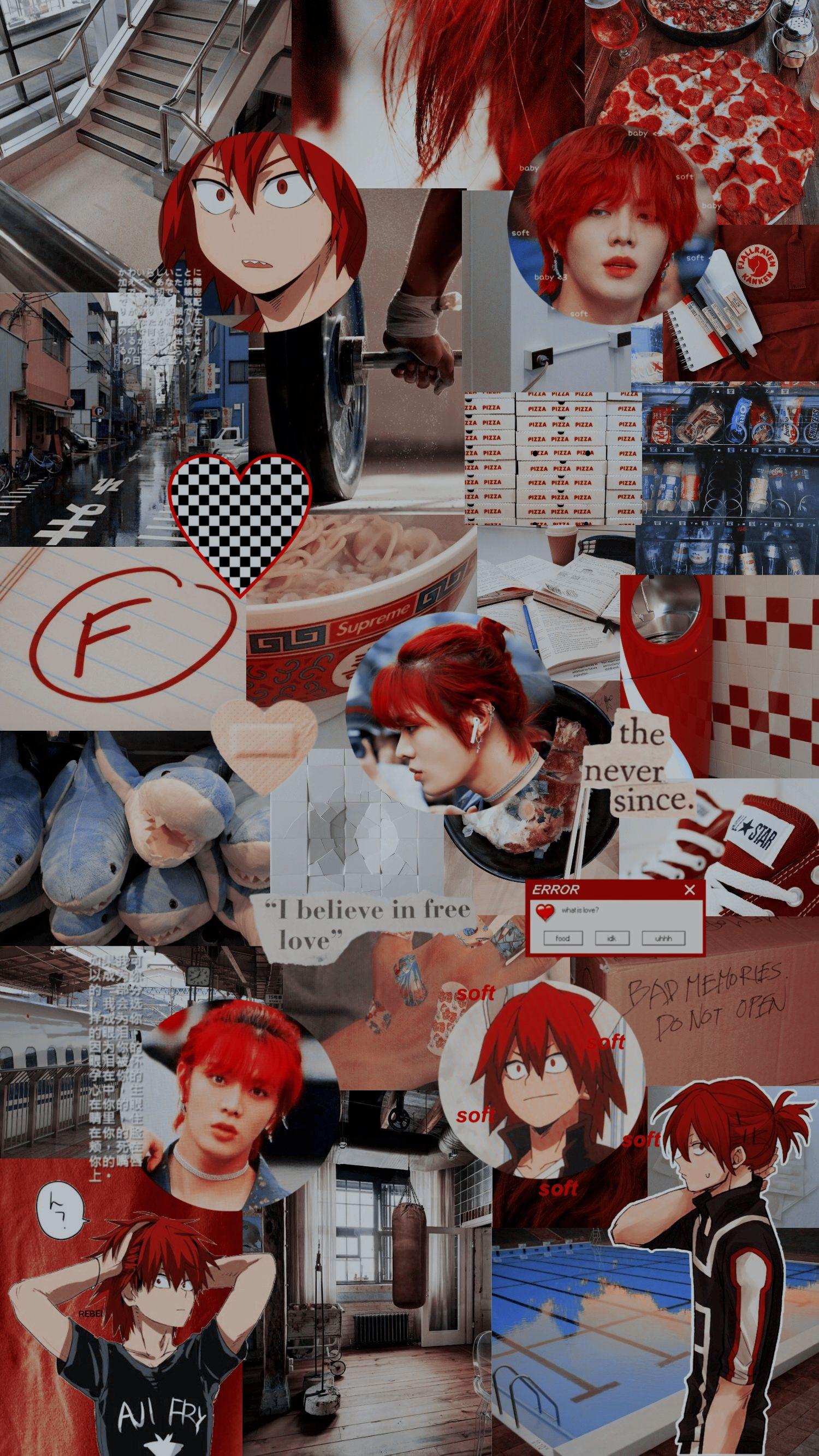 Kpop Anime Wallpaper Nct Nct127 Yuta Nakamotoyuta Kirishima Bnha Bokunohero In 2021 Anime Anime Wallpaper Nct