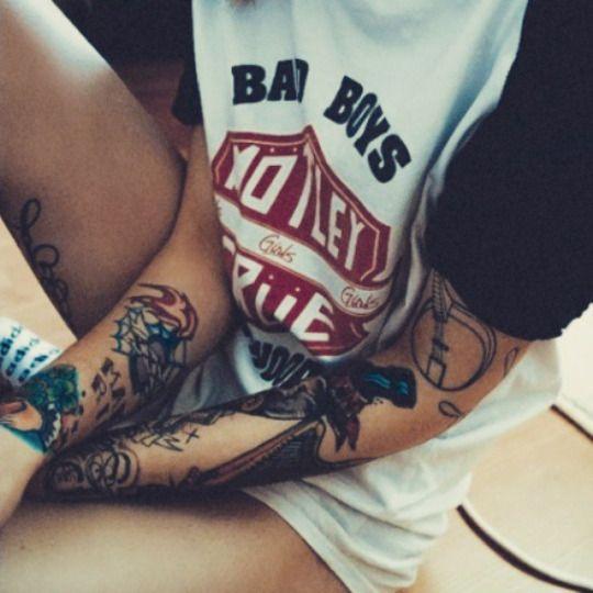 Sex tattoo pinterest