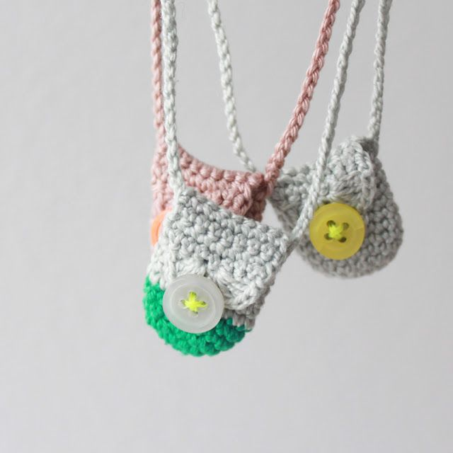 Lutter Idyll: Crocheted karma