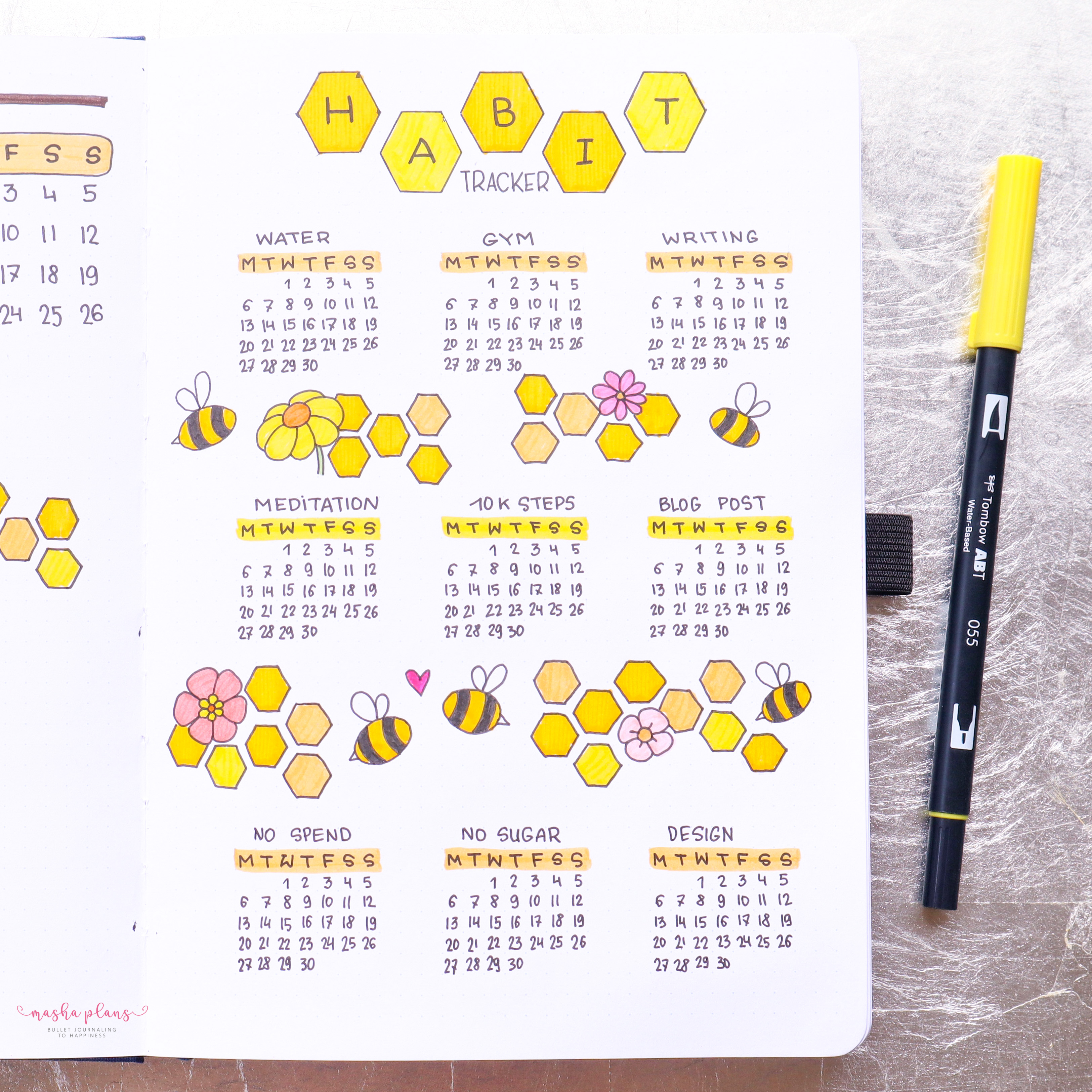Pin on Bullet journal ideas pages