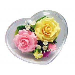 Rosas de Corazon