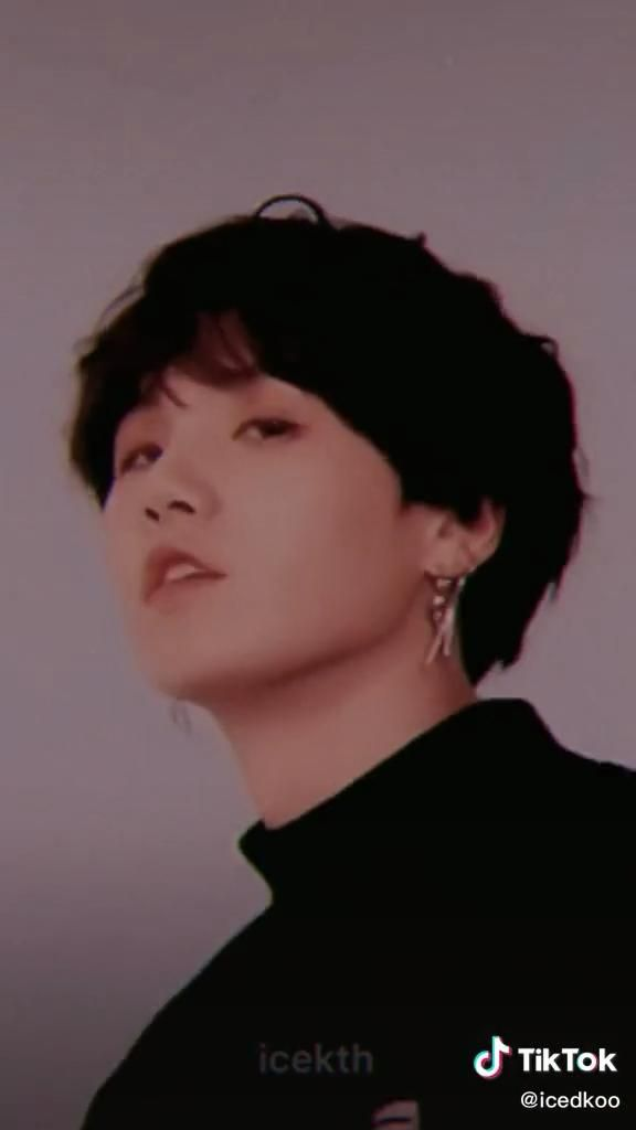 Yoongi By Icedkoo Video In 2020 K Pop Music Photography Editing Bts Playlist