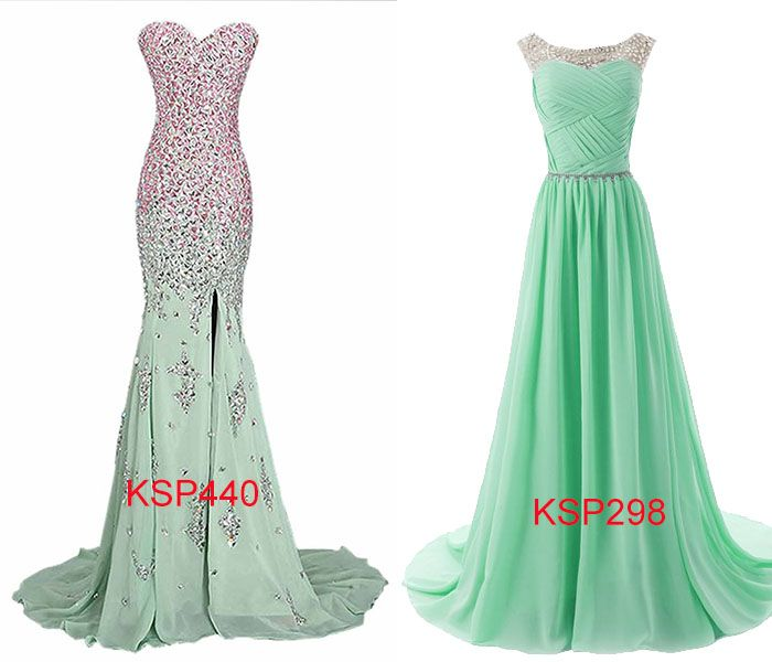 Prom Dresses Style Look Good on Tall Skinny Girls and Tall Chubby ...