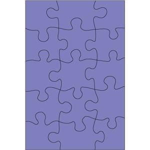 4x6 Puzzle Design Store Puzzle Design Silhouette Design