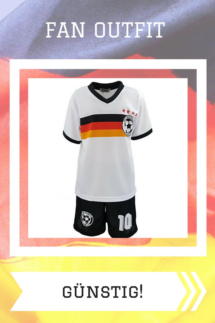 huge discount 47f2d b4f59 Günstiges Fußball Deutschland Trikot für Kinder. Germany ...