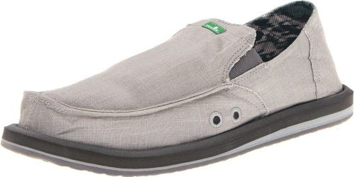 Sanuk Men's Pick Pocket Slip-On Shoe -  	     	              	Price: $  65.00             	View Available Sizes & Colors (Prices May Vary)        	Buy It Now      Cushy, relaxed, and entirely comfortable, this is a laid-back standard.Love Sanuk's easy-going sidewalk surfers? If so, then you'll love the Pick Pocket even more. The...