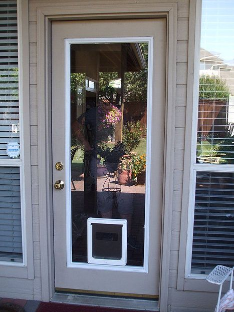 Doggie Doors For French Doors   Google Search. Mini BlindsPet ...