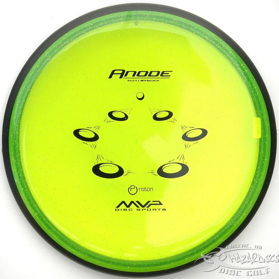 Ideal Mvp Anode Proton Chartreuse 177g Disc Golf Maple Valley Mvp