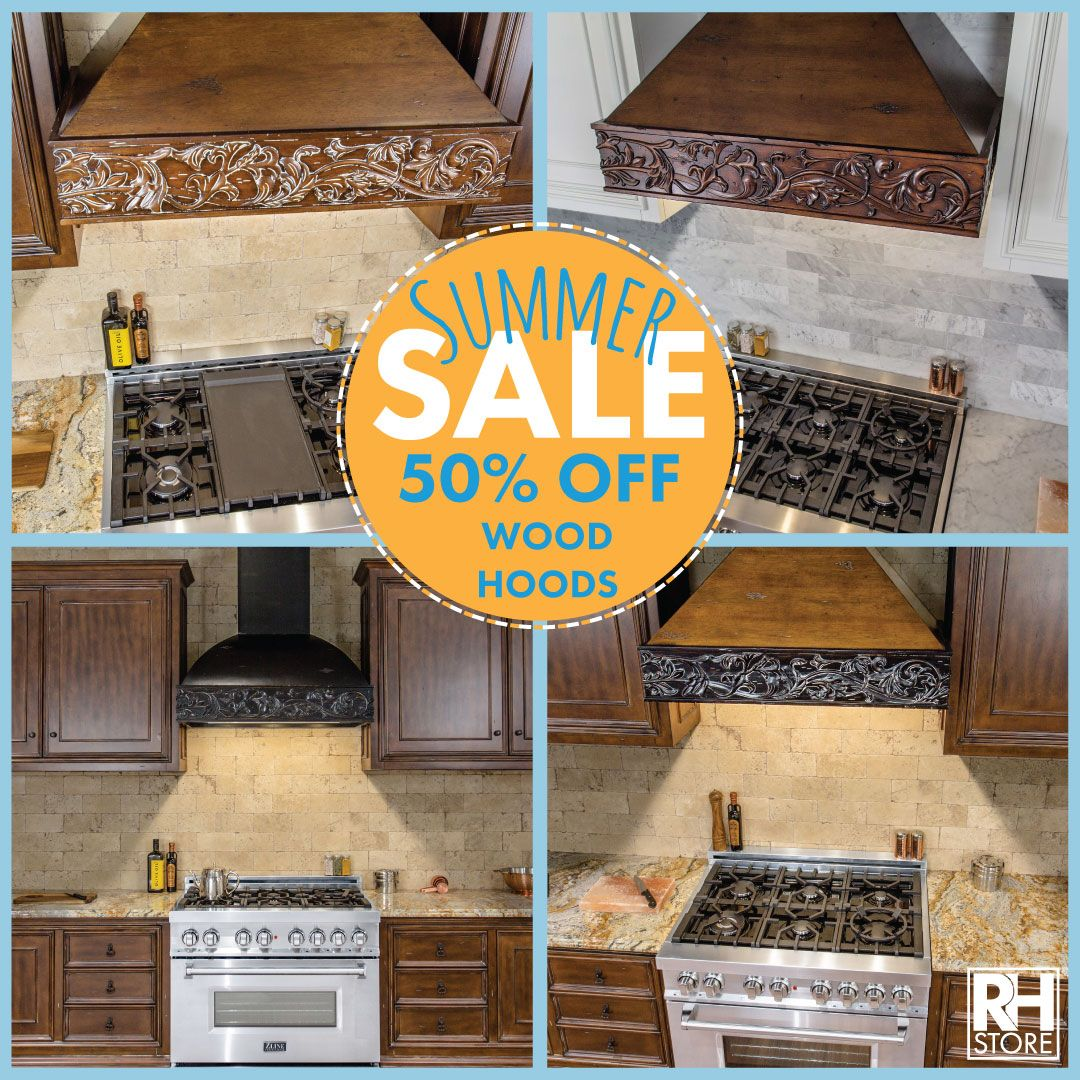 Kitchen Hoods For Sale All In One Appliances Check Out The Best Summer On Wooden Only At Range Hood Store