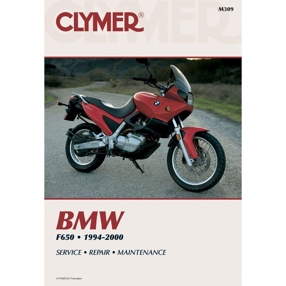 Clymer BMW F650 (1994-2000) Manuales De Reparación, Libros En Línea,