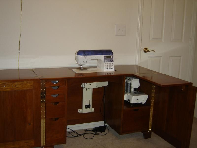17 Best images about Sewing on Pinterest | Sewing box, Cabinets and Sewing  machine cabinets