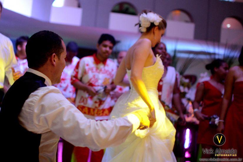 Casamento Thais e Rafael / Foto: Vick Almeida