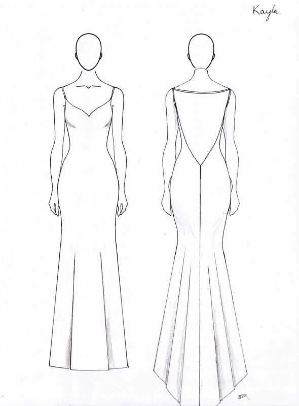 Posts About Wedding Dress Silhouettes On Masako Formals Hawaii Dress Sketches Illustration Fashion Design Fashion Design Sketches,Wedding Sunflower Yellow Flower Girl Dresses