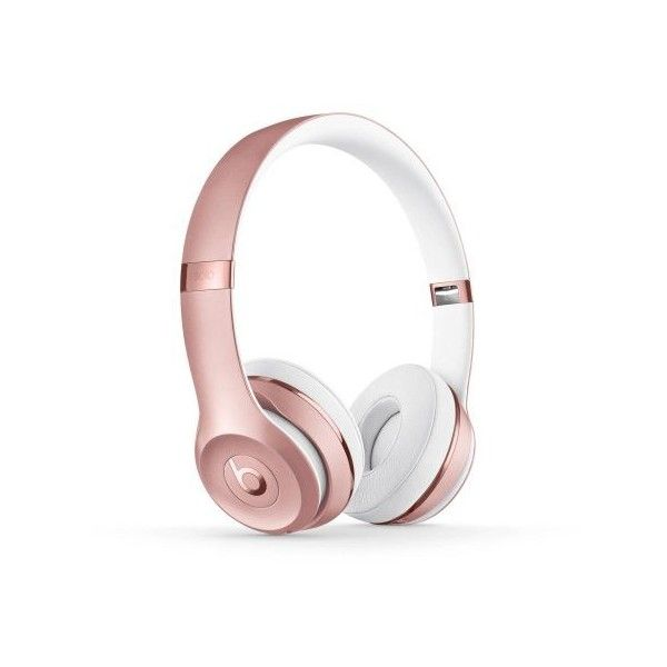 Beats Solo3 Wireless On Ear Headphones Walmart Com Liked On Polyvore Featuring Accessories And Tech Accessor Wireless Headphones Headphones In Ear Headphones