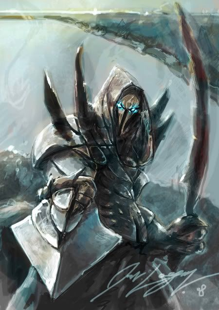 Psychic Warrior Build