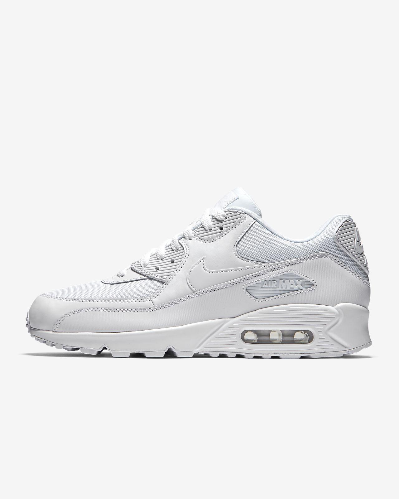 AJ1285 012 NIKE Mens Nike Air Max 90 Essential TRAINERS