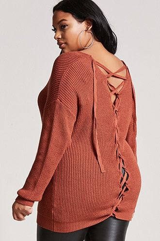 Plus Size Sweaters Cardigans Forever21 Outfit Ideas Plus