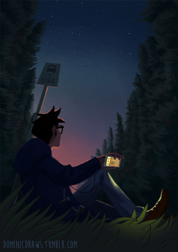 Looking for Space by DominicDrawsArt on DeviantArt