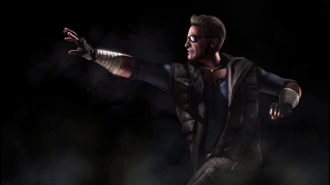 Mortal Kombat X - Johnny Cage voice clips | Mortal Kombat