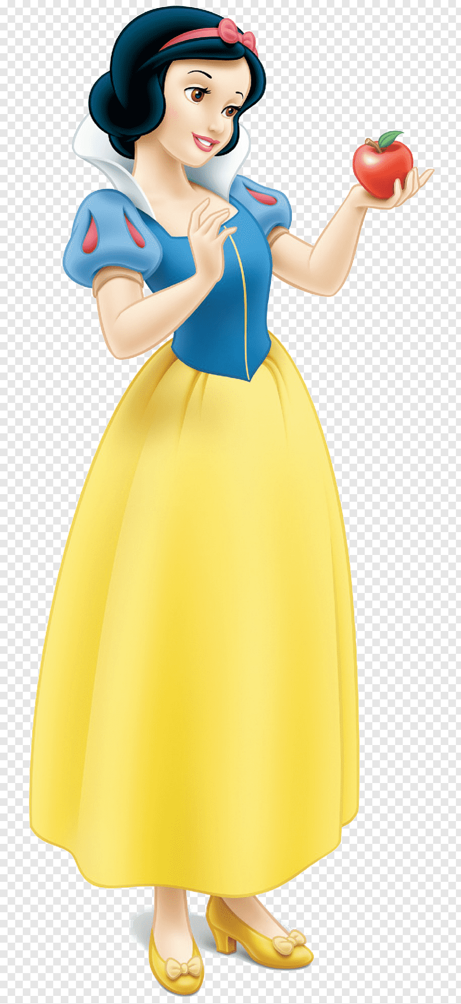 Snow White Holding Apple Fruit Snow White And The Seven Dwarfs Disney Princess The Walt Disney Compa Disney Princess Snow White Snow White Disney Princess Png